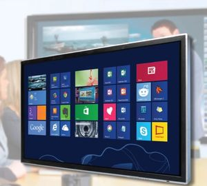 86 Zoll industrielle Nissen-Helligkeit LCD-Touch Screen Monitor-Androids 5,0 System-450
